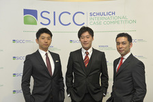Schulich International Case Competition 参加報告
